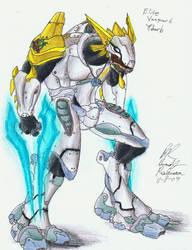 Elite Vanguard, Ydarb by RavarokJudge