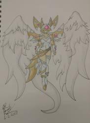 Arch Angel Arbetress by RavarokJudge