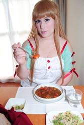 Ragout Rabbit! by JadeKat-Cosplay