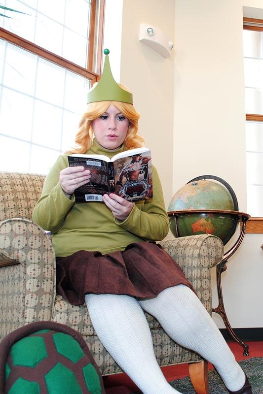 Trashy Novels for Ladies by JadeKat-Cosplay