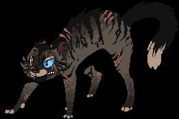 Tigerthorn by InfectedZombieX