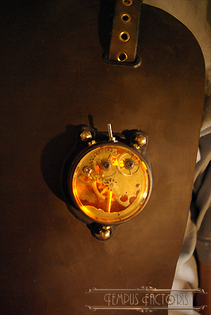 Tablier de forgeron steampunk by tempus factoris on deviantart - Tablier de forgeron ...