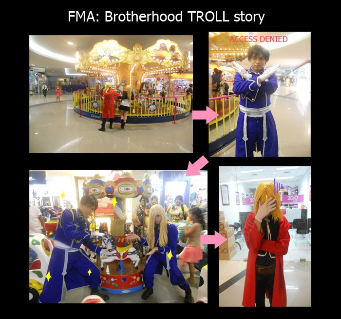 full metal alchemist brotherhood troll story by aristea on  full metal alchemist brotherhood troll story by aristea456