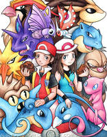 TPP - Champions at Mount Silver by albinoshadow