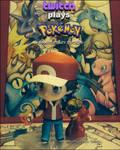 Twitch Plays Pokemon Anniversary Edition by albinoshadow