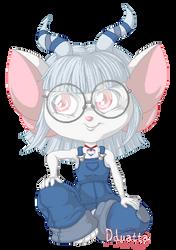Dduatta Returns by albinoshadow