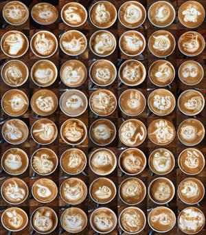Neopets Latte Art