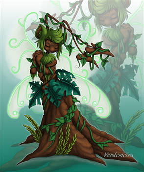 Forest Spirit Verdemoira