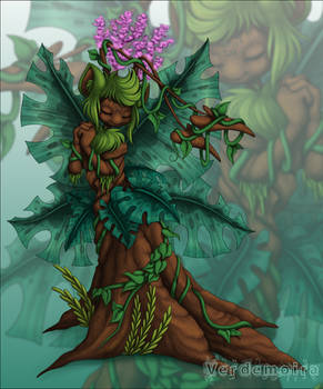 Forest Spirit Verdemoira ver 02