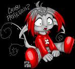 Praedius the Pixel Chibi