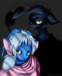 Aqui and Zesshei