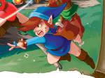 Zelda Tribute Detail: 4