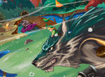Zelda Tribute Detail: 5