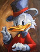 Scrooge by J2Dstar