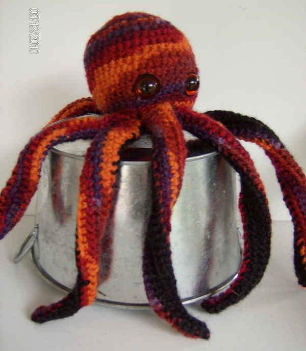 Octopus Pattern Crochet Crochet Octopus 2 by