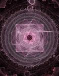 [Fractal Stock] Rose Mandala