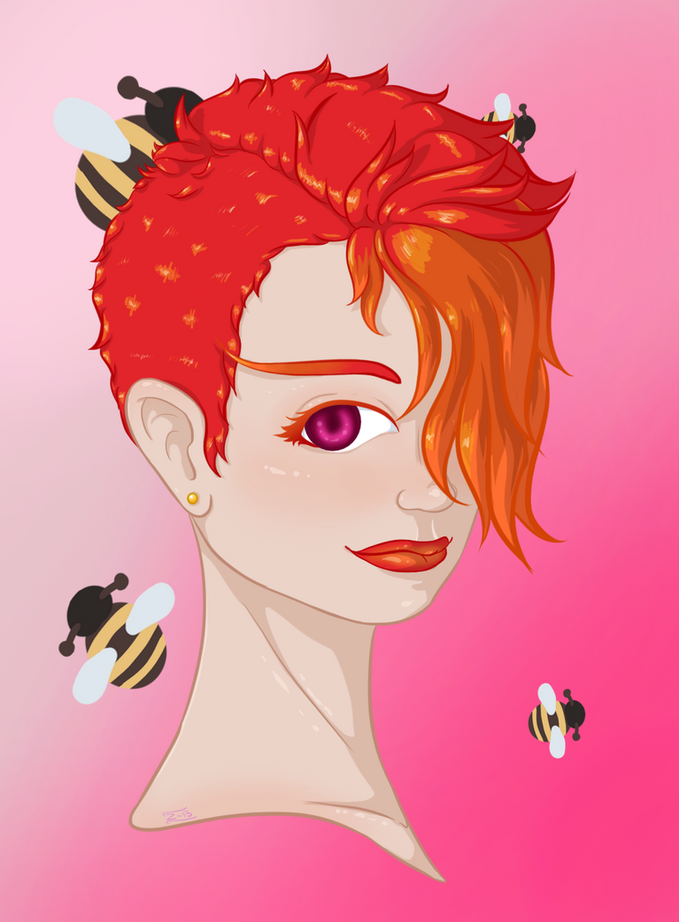 Queen Bee by Chitamashii