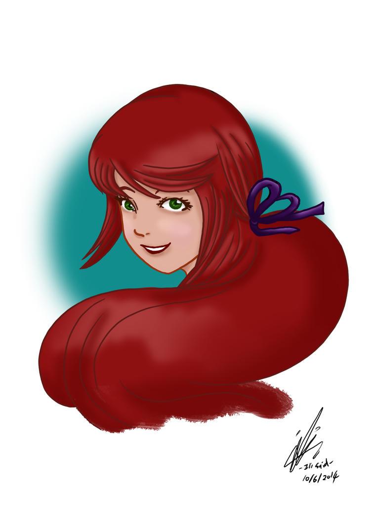 Princess Ariel by ILICarrieDoll