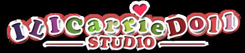 ILICarrieDoll Studio Logo by ILICarrieDoll