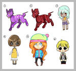[10 Point] SALE ADOPTS - 2 LEFT