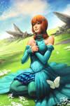 Commission - Ella