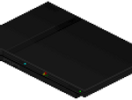 PlayStation 2 Pixel Art by HeyItPaul