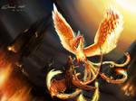 Oriental Phoenix VS Red Dragon