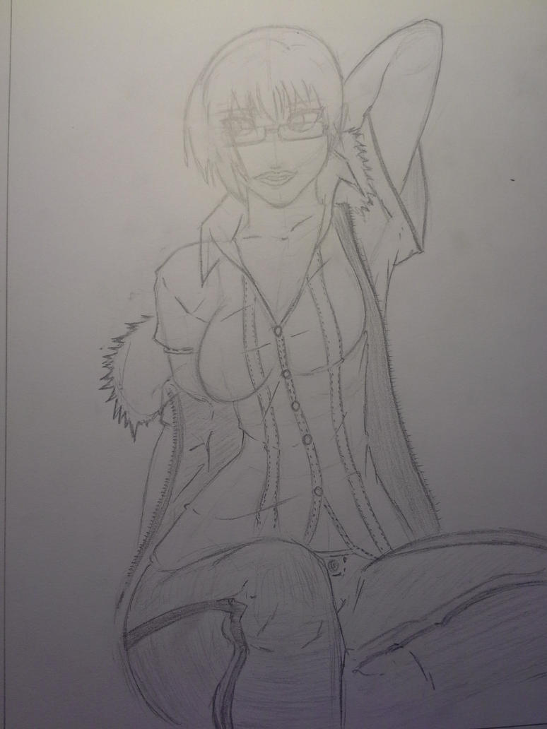 Anime Girl From Omar Dogan by JDelValle