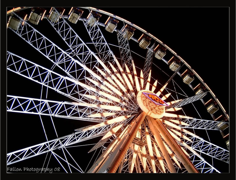 Ferris Wheel by PancakeOnBread