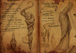 Demon notes.