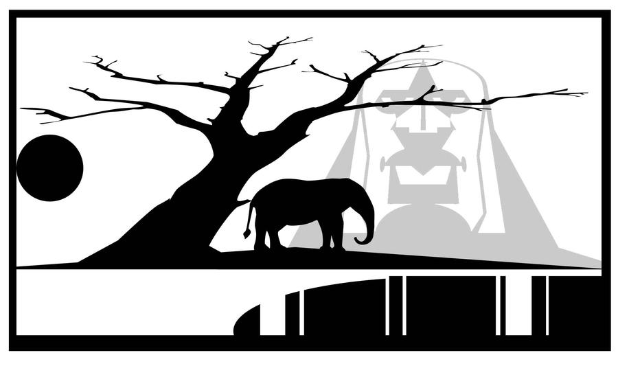 The Great Elephant by mathematix