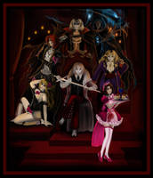 Castlevania - Evil Nobility by Lydween