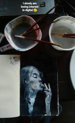 Addiction by kalyanjyoti