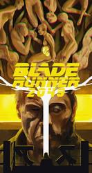 Blade Runner 2049 by kalyanjyoti