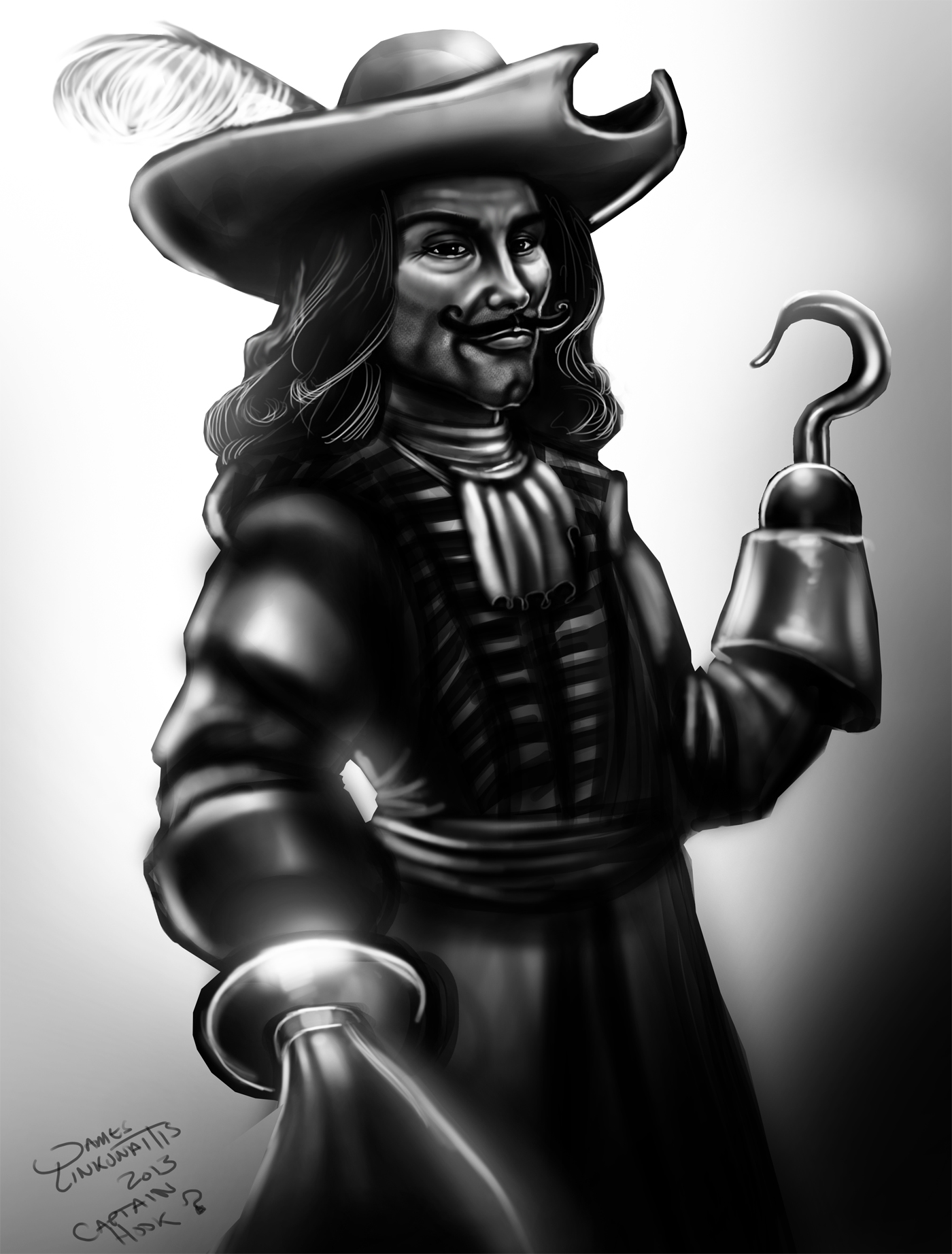 Captain Hook (DSC) by jameslink