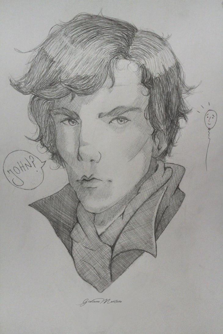 Sherlock Holmes. by GiulianaMoon