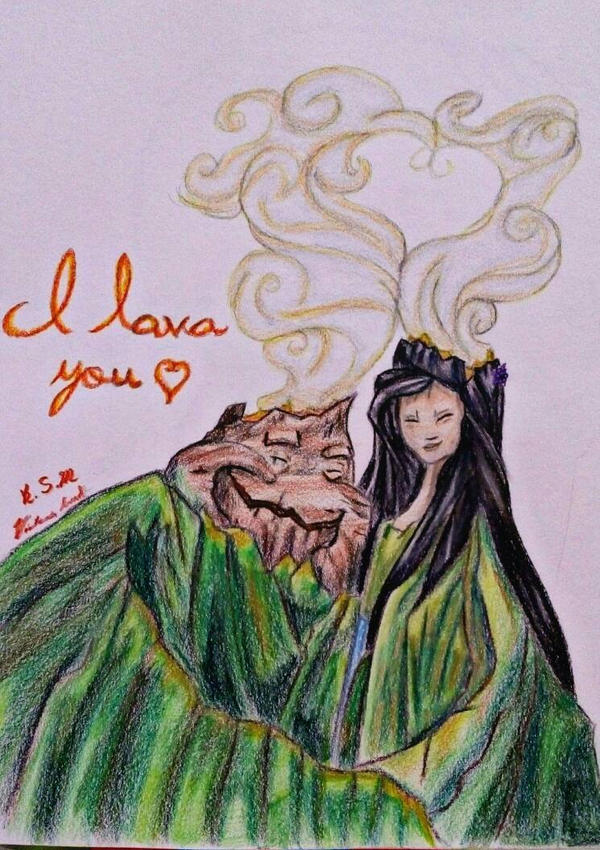 I lava you by victoria creed on deviantart - Lava short film download ...