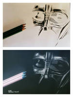 Darth Vader Inverted by Victoria-Creed