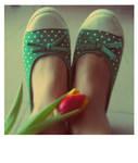Green.ItsSpring. by HappyYeyeGirl