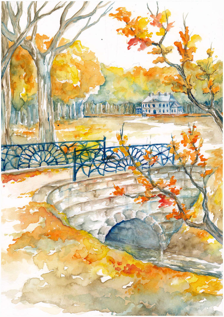 Colourful Autumn by RatatoskAS