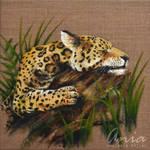 Leopard by AniaArtNL