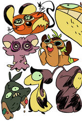 dedenne and frennes