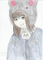 Nina-chan by cleonina
