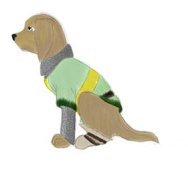 Wiglaf Puppy by Squishyelephant