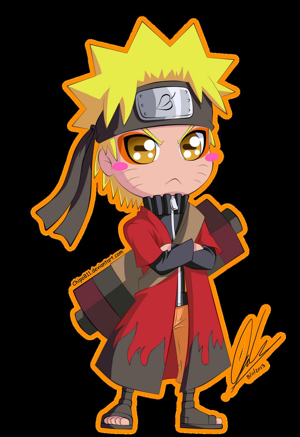 Naruto Chibi Sennin by Chipo811 on DeviantArt