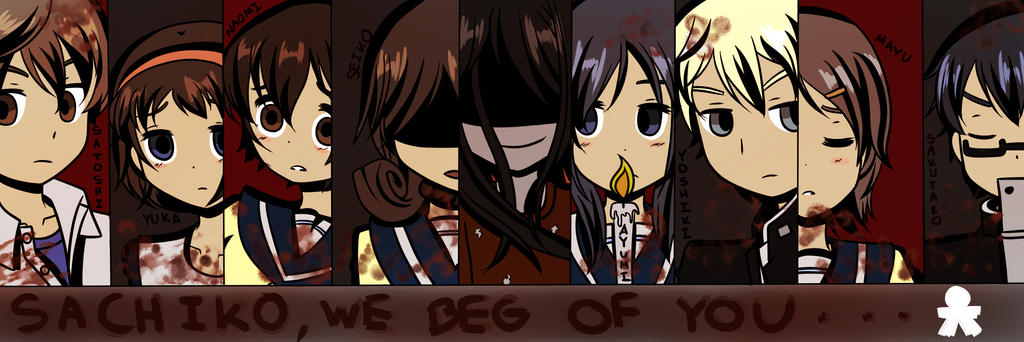 Sachiko, We Beg of You by Purii-Dango
