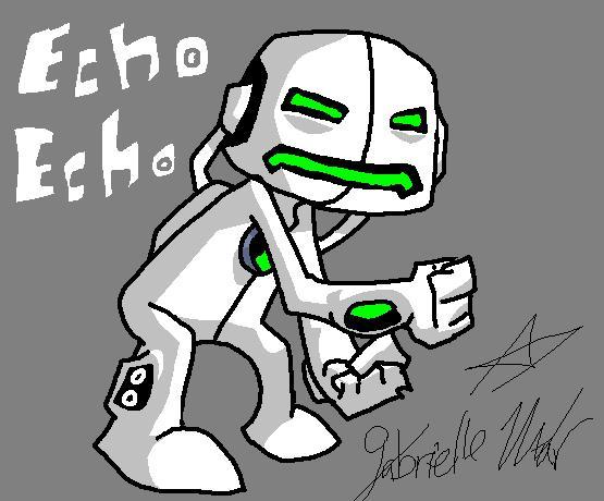 Ben10 Alien Force Echo Echo   www.imgkid.com - The Image ...