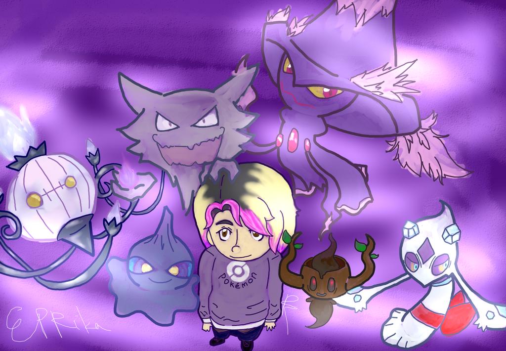 Team Ghosties by TakashiRika