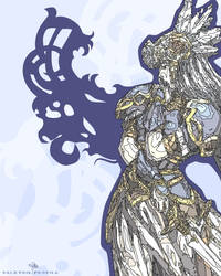 Lenneth by dying-angel