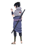 sasuke render